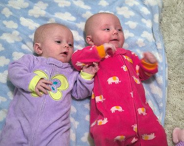 Twins and Family - January 27, 2013