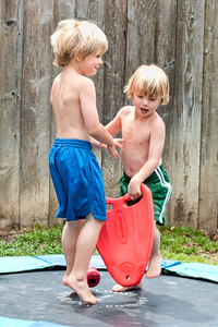 Bogey boards can be used more places than just the pool.