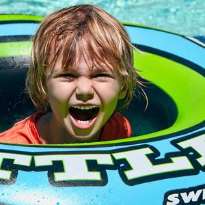 Pool Time 2012
