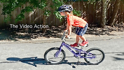 Video of the boys in action in Portola Valley.