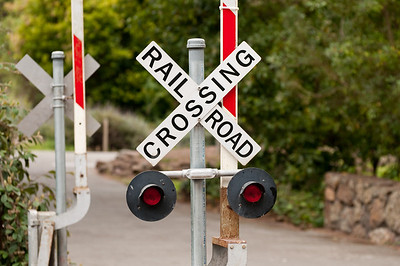 Grants favorite the railroad crossing.