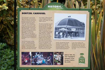 History of the carousel.