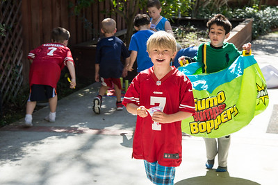 Welcome to my 7th Birthday Party. Check out the video at the end of the pics.