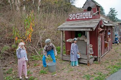 Ghoul School.