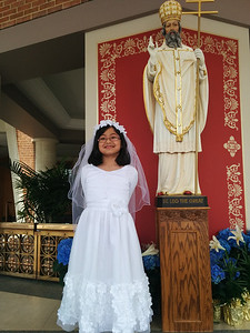 Photos - Lily's First Communion
