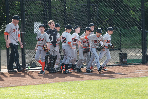 Little League Majors Team MCA