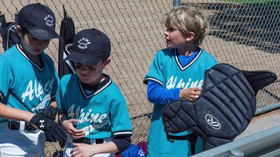 Little League Highlights 4-5-2014