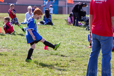 Reed's Soccer Game - Shoal Creek Elem-20
