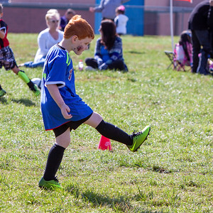 Reed's Soccer Game - Shoal Creek Elem-21