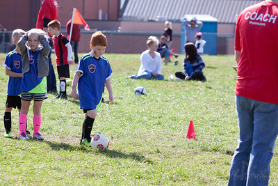 Reed's Soccer Game - Shoal Creek Elem-18