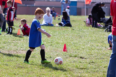 Reed's Soccer Game - Shoal Creek Elem-19