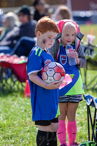Reed's Soccer Game - Shoal Creek Elem-1