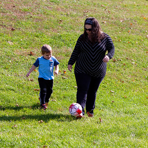 Reed's Soccer Game - Shoal Creek Elem-10
