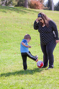 Reed's Soccer Game - Shoal Creek Elem-5