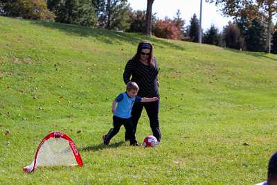 Reed's Soccer Game - Shoal Creek Elem-3