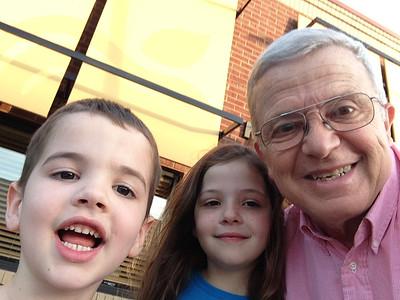 2014 TRIP TO BID FAREWELL TO JOE AND FAMILY