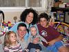Hazel, Jesse, Aliza, Karl, Zack