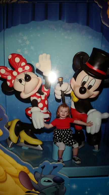 Disney on Ice with McKinley 2016