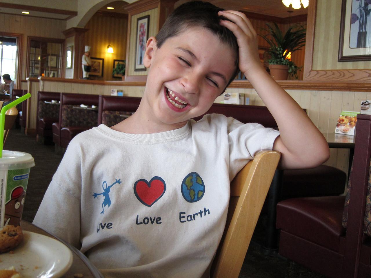 Carson, August 2010