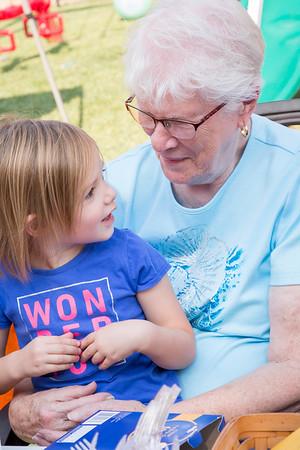Grandma Betty's 90th