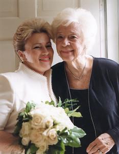 Janet's wedding