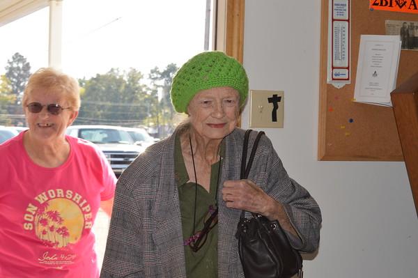 Grandma Crouch's 93rd birthday party