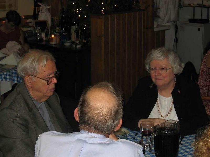 Doug and Betty Haviland.