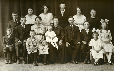 Sam Rozema Family