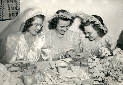 Betty, Tess and Kathryn