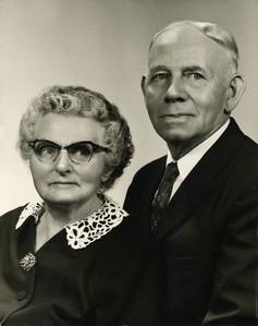 Grandpa and Grandma Pott