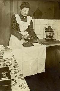 Grandma Pott in the Netherlands