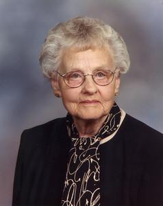 Grandma (Kathryn) Rozema