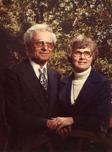 Jerry and Betty Hamm 1979