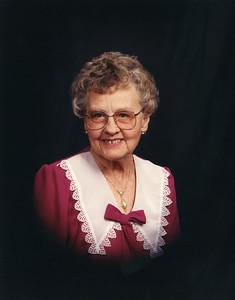 Grandma (Kathryn) Rozema 1990