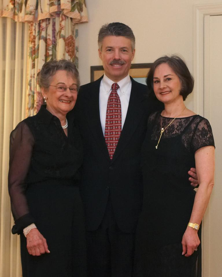 Grandma with Karen and Jeff