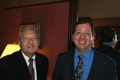 David and Howard Alster