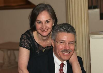 Karen and Jeff