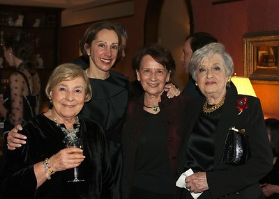 Mom and Grandma's friends