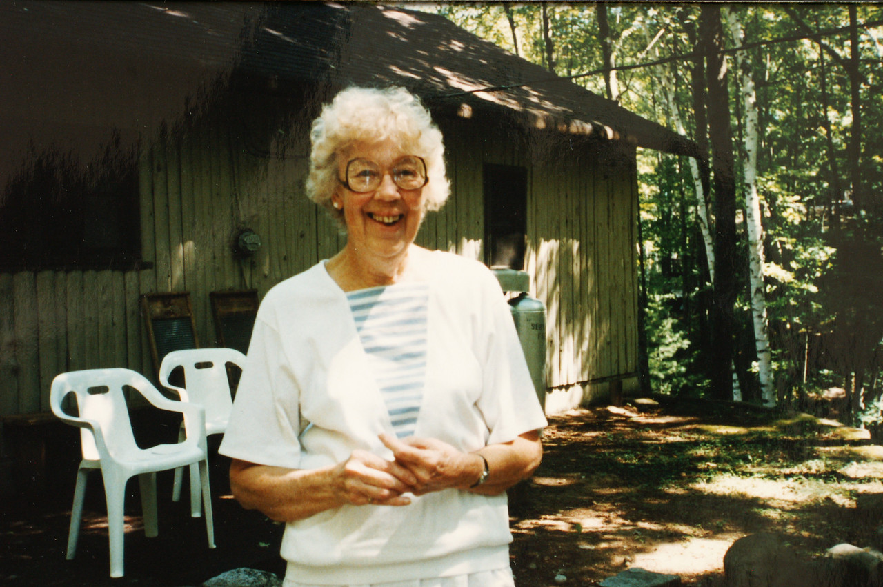 Aunt Tottie / Charlotte Rogers