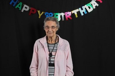 Grandma Py's Birthday Party
