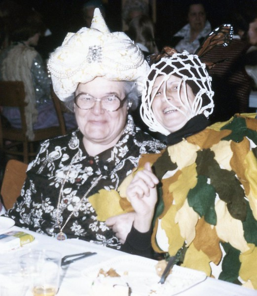 Sister Mary Ann at her Jubilee (?)