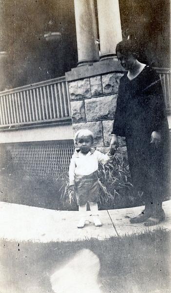 Ruth Ann and Fran <br /> Grandma Rita's half-sister and brother