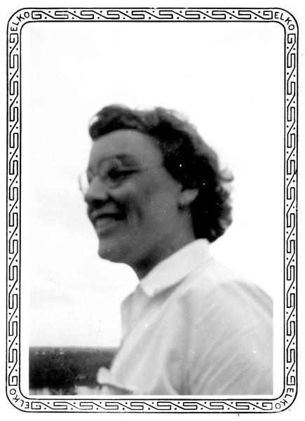 Grandma Rita<br /> <br /> Mother of six, she was also in the Civil Service, a checker at Grants, worked for Farm Bureau and Montgomery Wards, was a secretary at the High School library, and was President of the Gem City Rock Club.