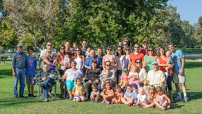 Grandma Tavous Family Reunion 2013