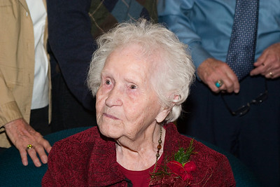 Grandma Williams Hundredth