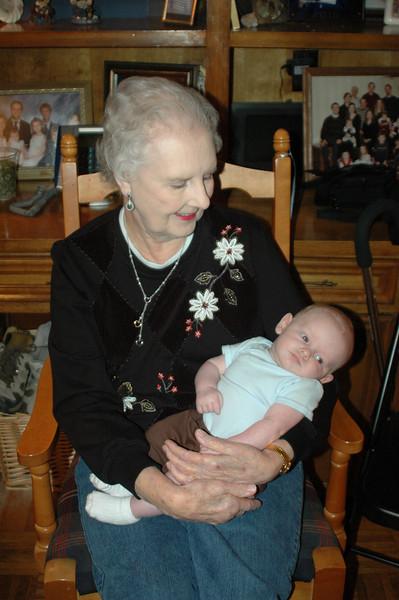 Grandma's Birthday 2010 (and Kenneth, Jennifer, Greg)