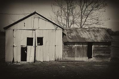 Grandpa's old machine shop.