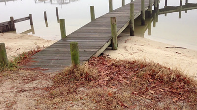 Video of the pier.