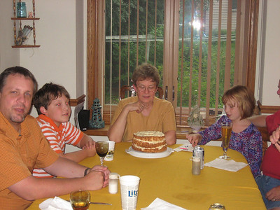 Grandma's birthday 2010