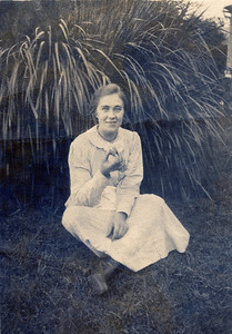 Undated photo of Leah